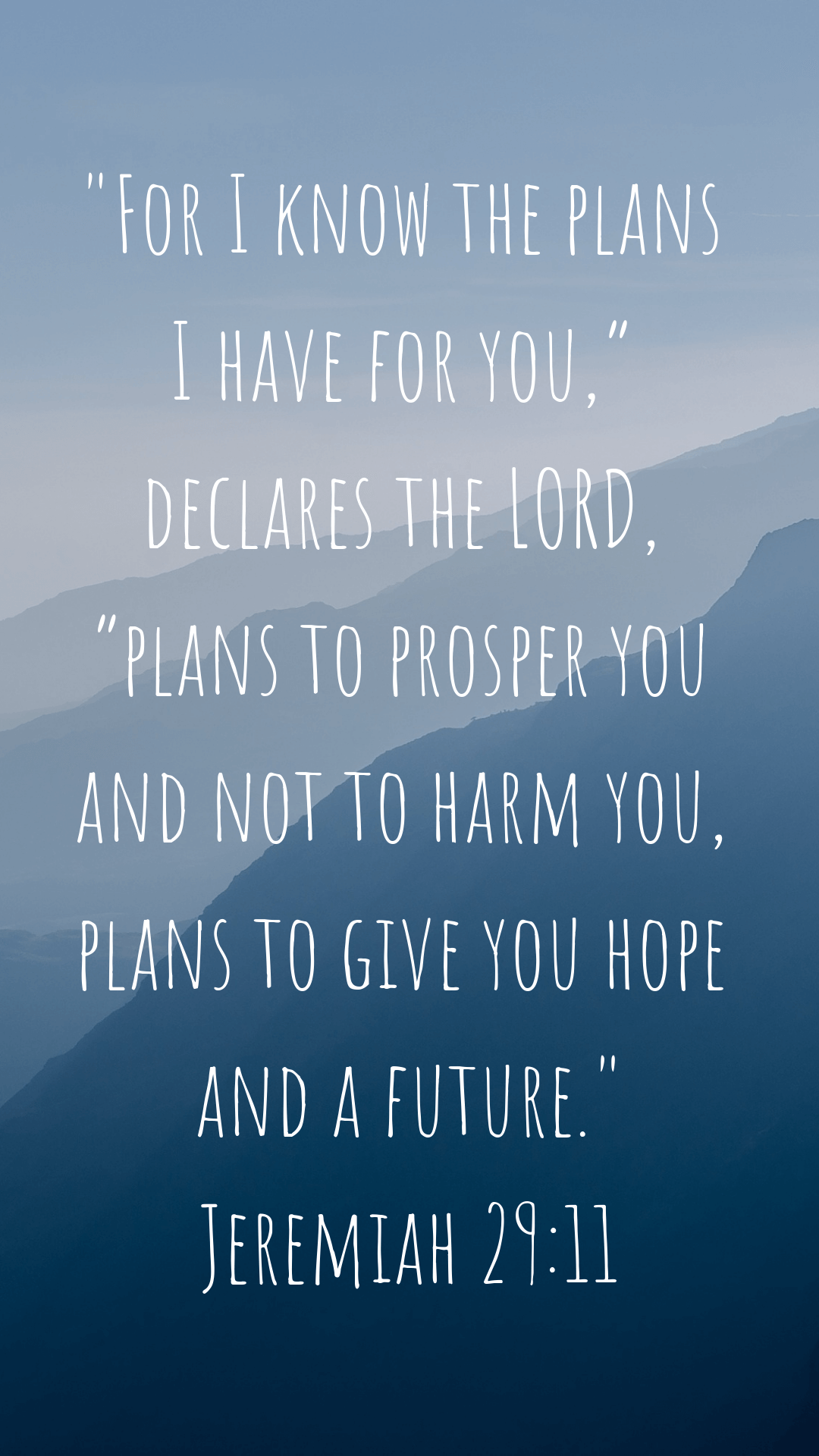 When God has a Different Plan